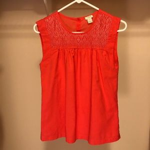 J. Crew ladies blouse